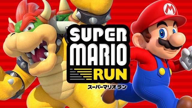 スーパーマリオラン(Super Mario Run)