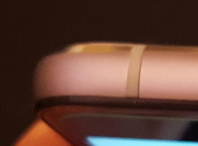Ulefone Gemini 外見