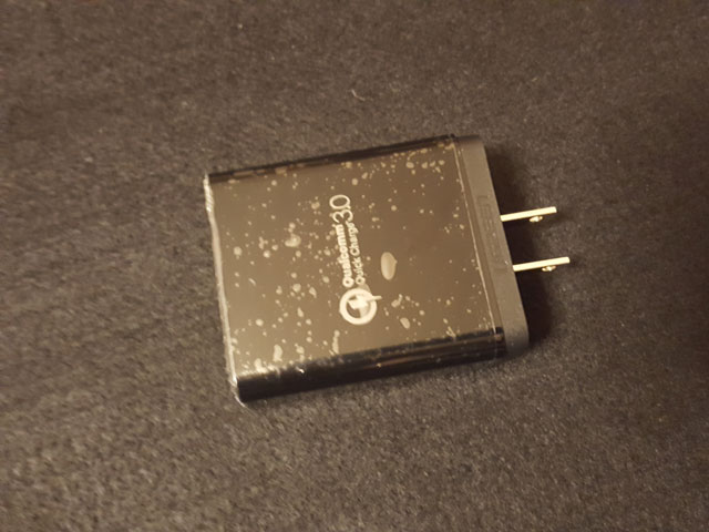 UGREEN USB充電器 Quick Charge 3.0 USB 2ポート 30W