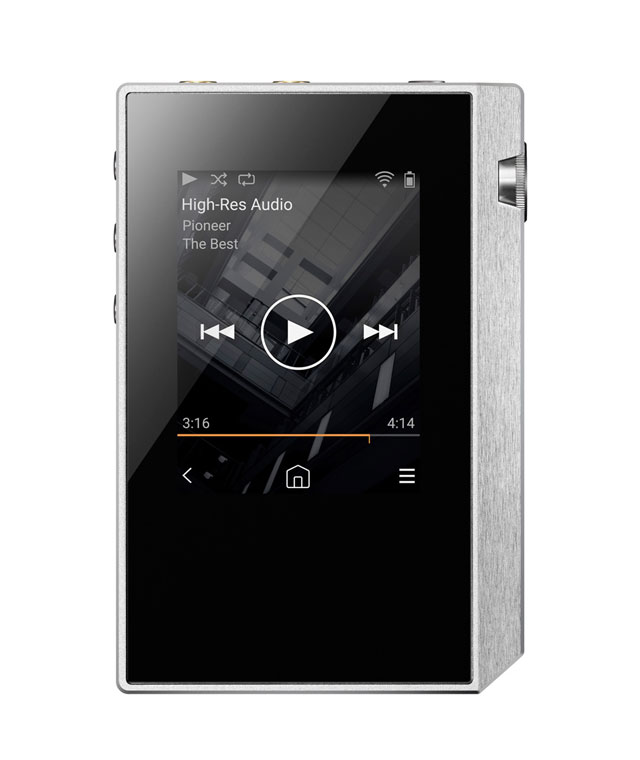 Pioneer private XDP-30R
