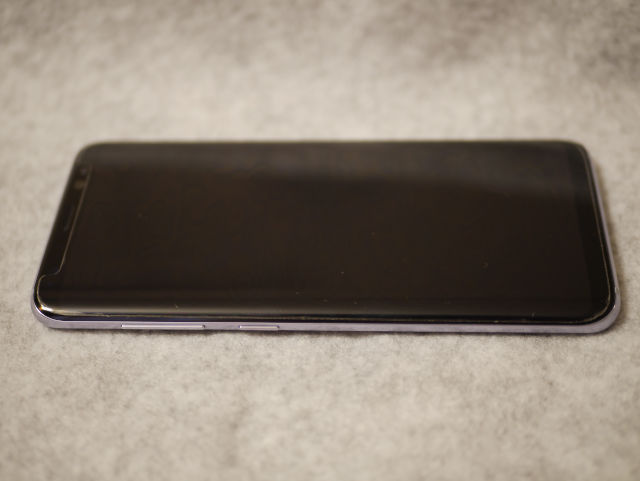 Galaxy S8 (5.8インチ)用 SCREEN PROTECTOR【Galaxy純正 国内正規品】保護フィルム(TPU) 2枚 ET-FG950CTEGJP