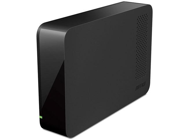 DriveStation HD-LC2.0U3-BK [ブラック]