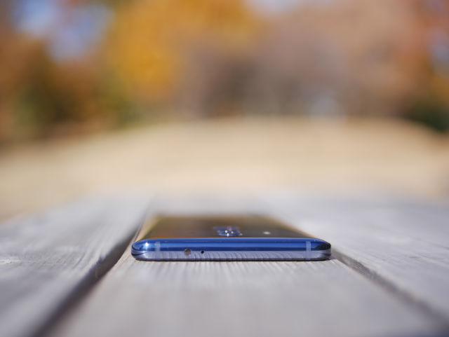 Huawei Mate 10 Pro 外見