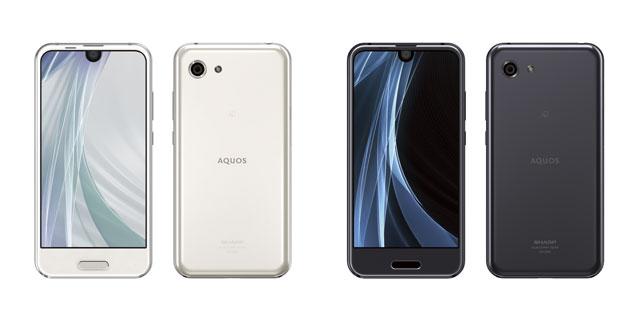 AQUOS R compact SH-M06