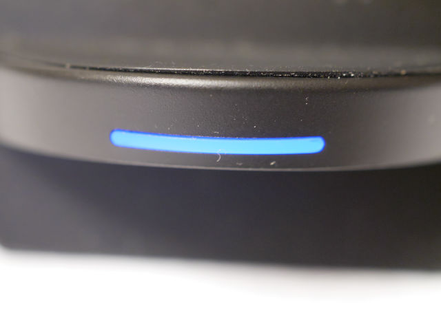 CHOETECH Qi急速ワイヤレス充電器 スタンドタイプ 冷却ファン付き T522-S LEDランプ