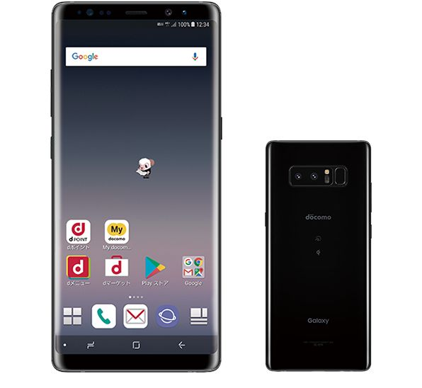 Galaxy Note 8(SC-01K)