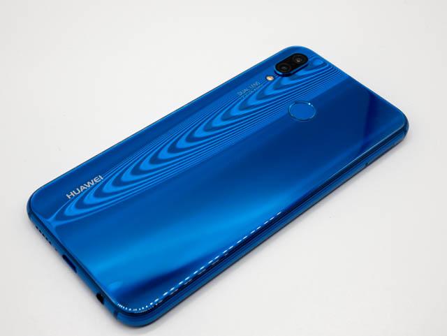 Huawei P20 Lite 外見