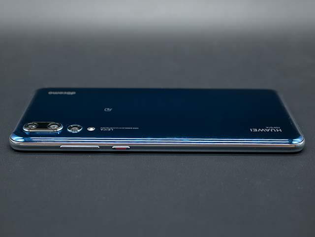 Huawei P20 Pro HW-01K 外見