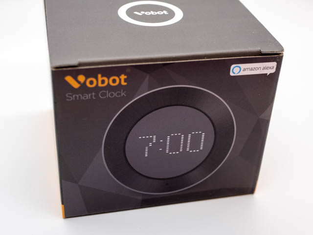 Vobot Clock パッケージ