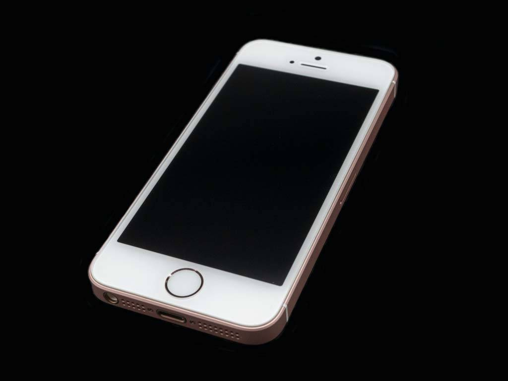 iPhone SE 外見