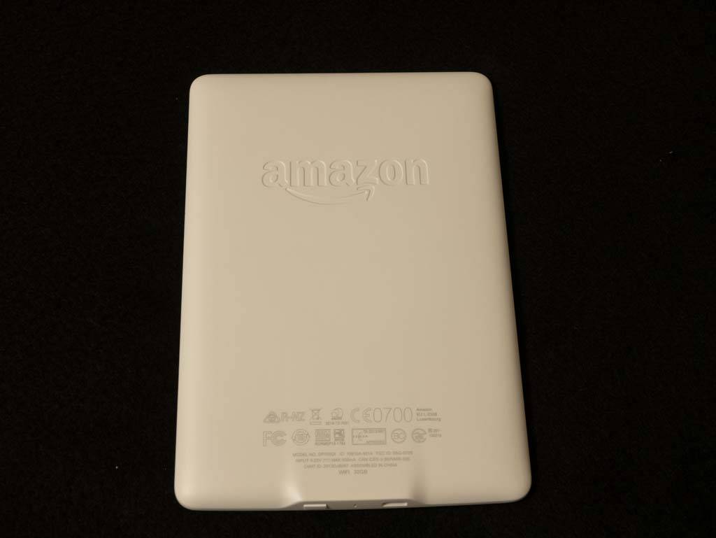 Kindle Paperwhite 外見