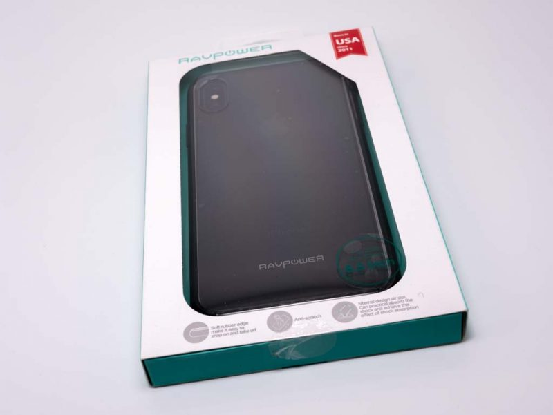 RAVPower スマホケース iPhone Xs Max対応 パッケージ